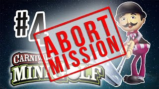 Space Enemies!! | Carnival Games: Mini Golf - Part 4
