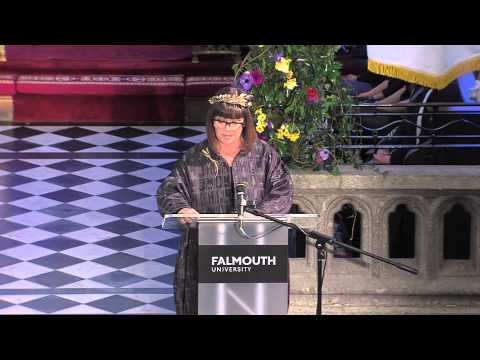 Dawn French's Installation Speech