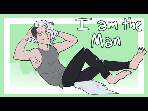 I am the Man || Animation Meme
