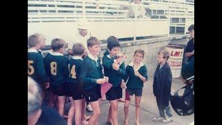 Wests Bulldogs vs Wynnum - Under 9 Rugby Grand Final 1987