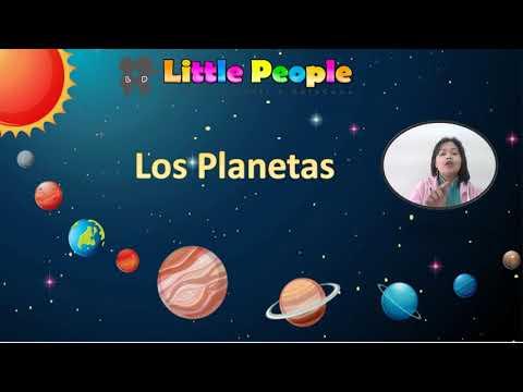 Poemas Del Sistema Solar Para Niños Youtube