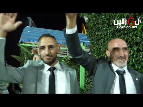 حسن ابو الليل عمر زيدان أفراح ال القدح  حفلة نسيم كفر مندا