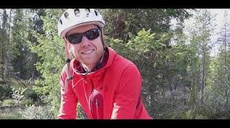 Ylläs tähtää maastopyöräilyn ykköseksi