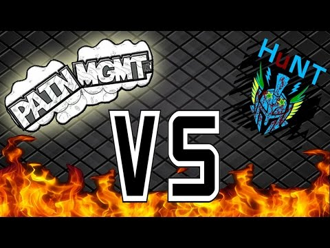Call of Duty Advance Warfare Clan Versus Clan: Pain Management Inc. Vs HuNT