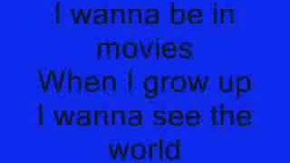 The Pussycat Dolls - When I Grow Up LYRICS