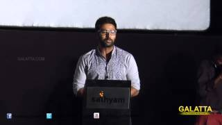 I have a lot of confidence in Vaaimai's subject - Shanthnu | Galatta Tamil