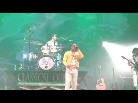Queen Cover Classical Queen - Radio Ga Ga - Teatro Iguatemi - Campinas - SP - 11 jan 18