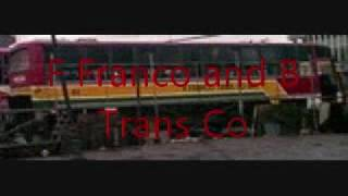Defunct Bus Companies of Luzon, Philippines!