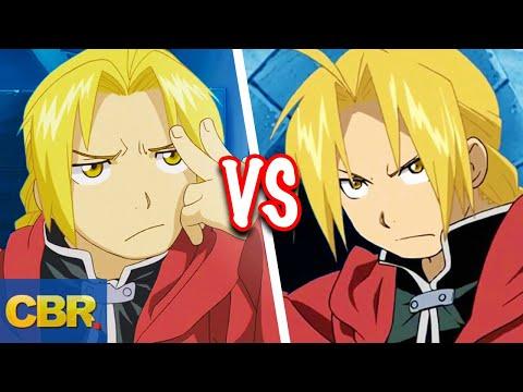 10 Differences Between Fullmetal Alchemist And Fullmetal Brotherhood