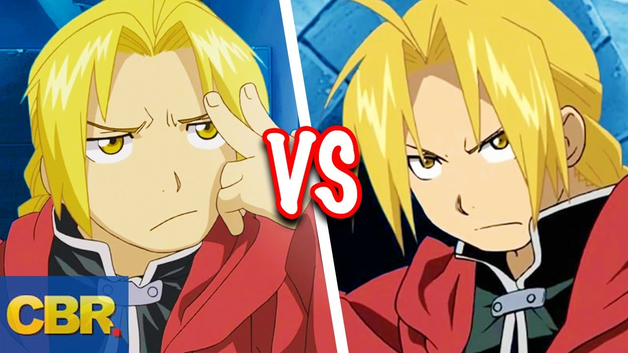 Download 10 Differences Between Fullmetal Alchemist And Fullmetal Brotherhood