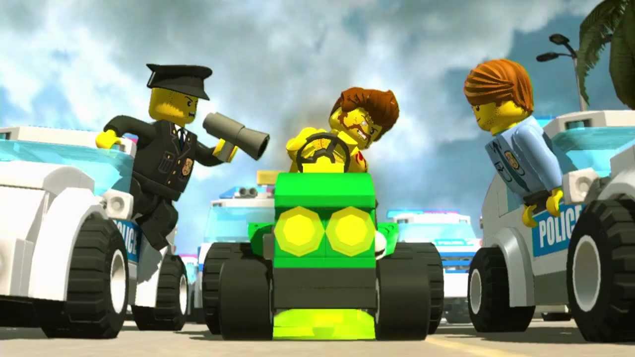 Lego City Undercover (Wii U) - Tráiler español oficial ...