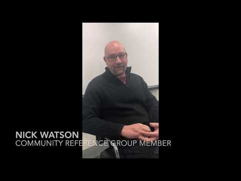 Nick Watson | Community Reference Group