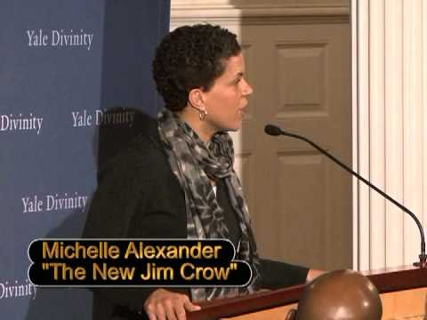 """Michelle Alexander at Yale Talking about """"The New Jim Crow"""""""