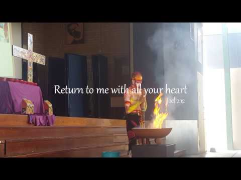 Marist College Emerald - Ash Wednesday Liturgy 2017