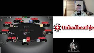 Schwiizer Poker Stream - NL500 Zoom Pokerstars #1 (Part 3)