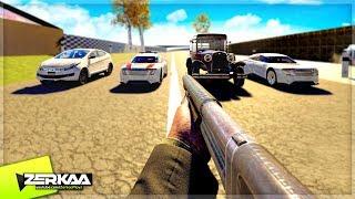 DRIVABLE CARS! MARIO KART CUSTOM ZOMBIES (Black Ops 3 Custom Zombies)