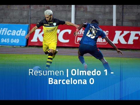 Olmedo Barcelona SC Goals And Highlights