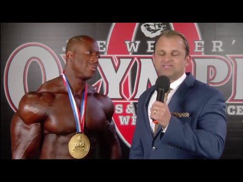 LIVE - MR OLYMPIA 2018 FINALS