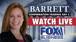 Amy Coney Barrett Supreme Court Senate confirmation hearings | Day 3