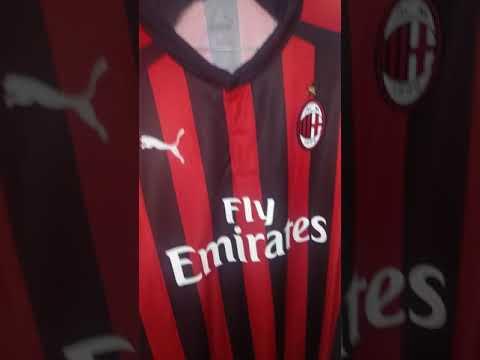 Jersey AC Milan Home puma 2018-2019