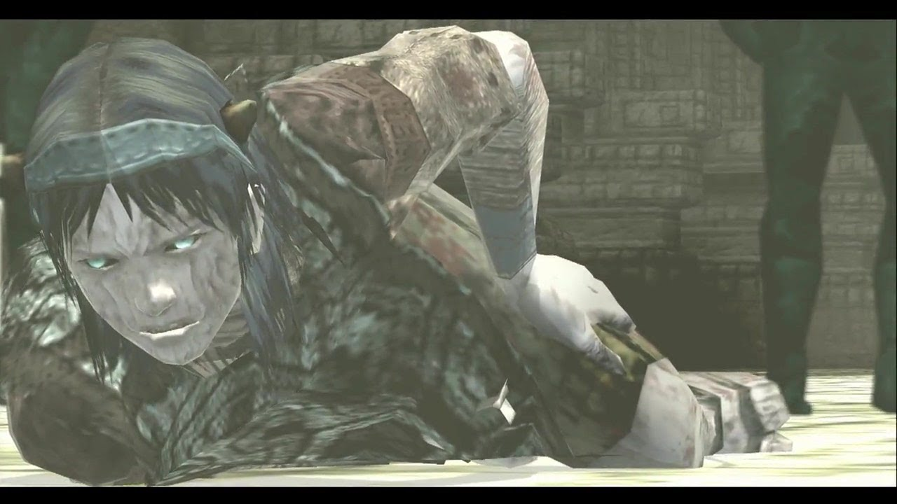 Image result for Shadow of the Colossus Villains wander