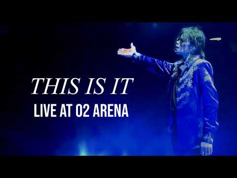 THIS IS IT - Live at O2 Arena, July 13th - Michael Jackson (Fanmade)