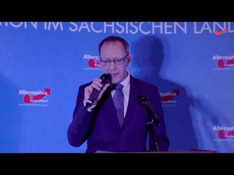 Jörg Urban AfD Rede zum Neujahrsempfang im sächsischen Landtag