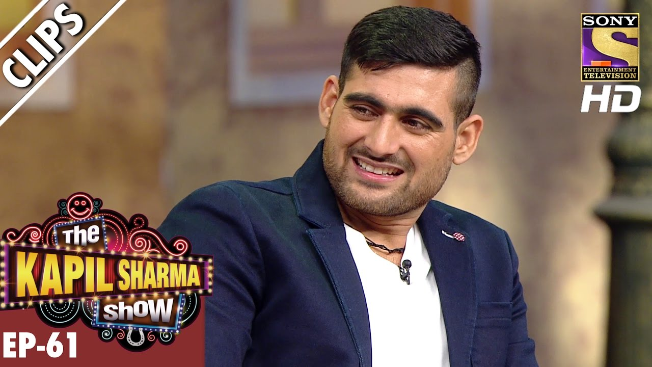 Dr  Gulati meets Kabaddi Champions -The Kapil Sharma Show–20th Nov 2016