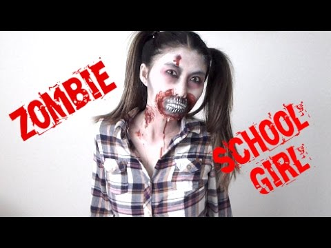 from Mitchell zombie school girl xxx