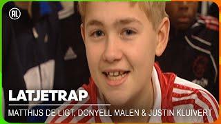 #TBT | Matthijs de Ligt, Justin Kluivert & Donyell Malen | ZAPPSPORT