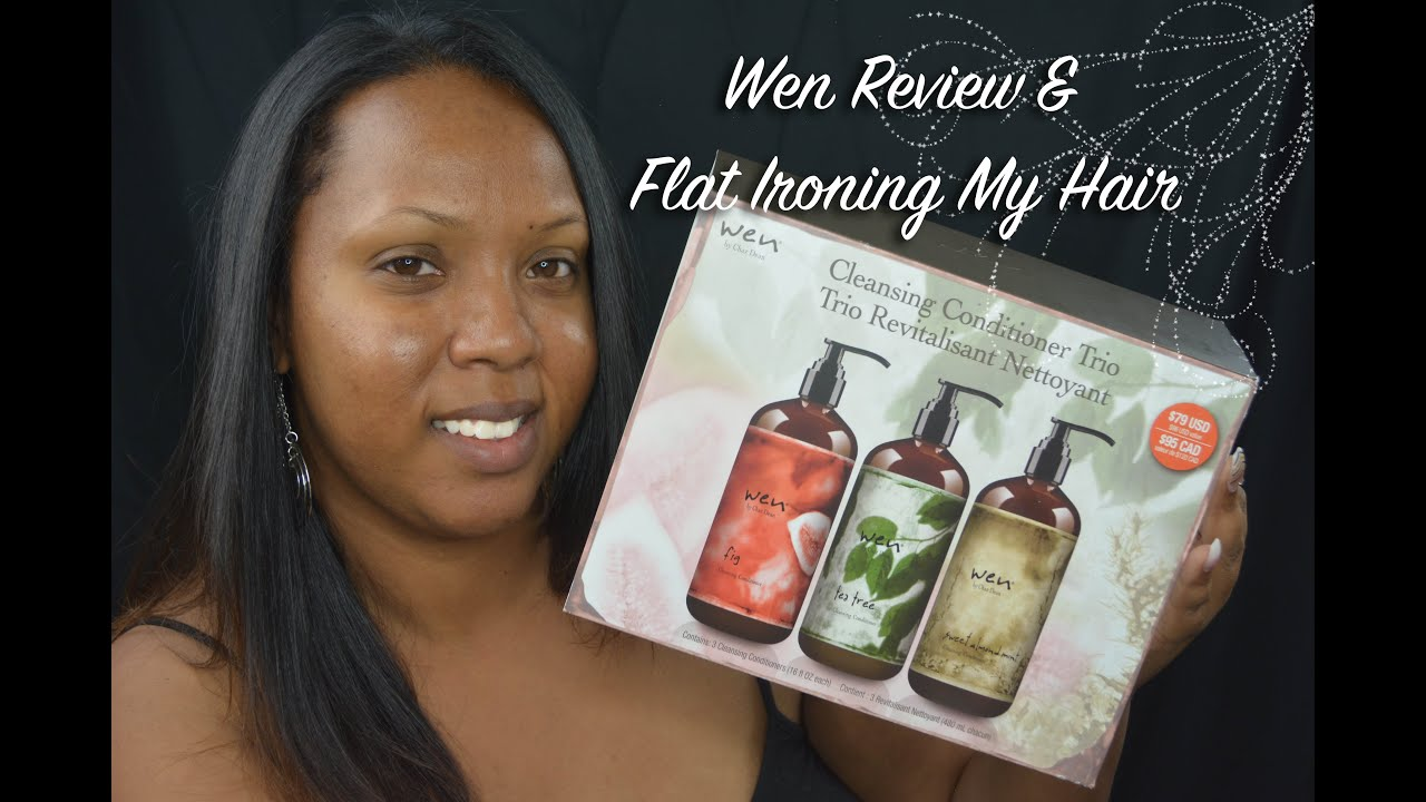 Review Wen Cleansing Conditioner 2016
