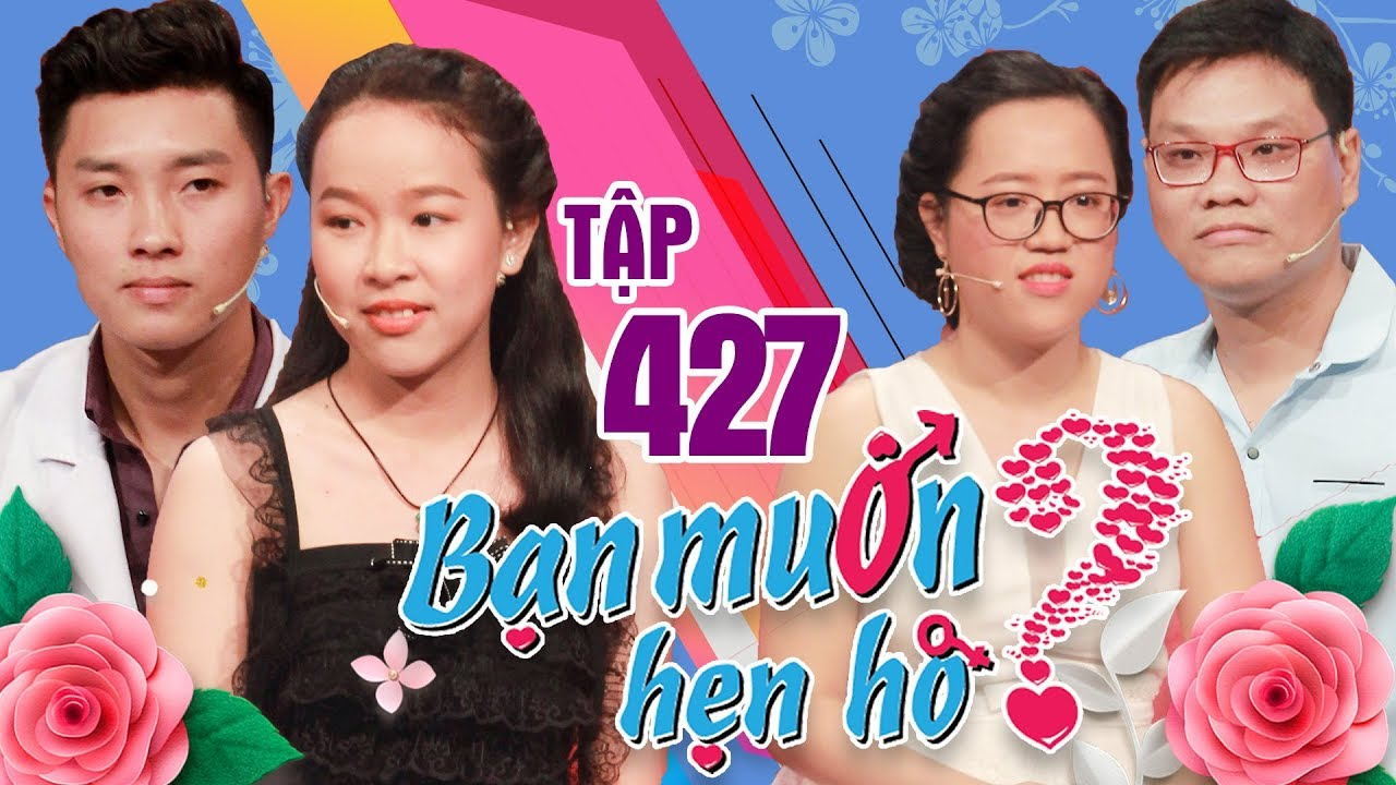 BẠN MUỐN HẸN HÒ #427 UNCUT | Cô nàng xinh đẹp bối rối cầm tay TEST BẠN TRAI - Ế vì biết xem tướng ?