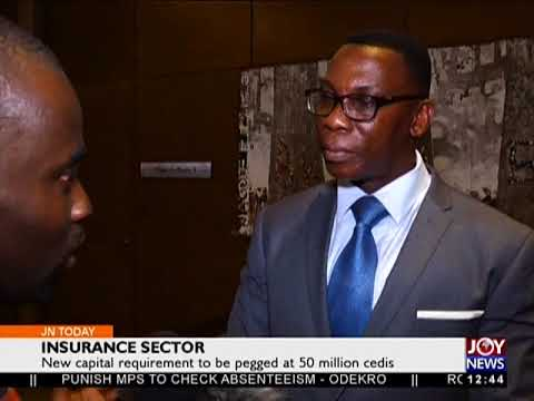 Insurance Sector - Joy Business Today (19-12-17)