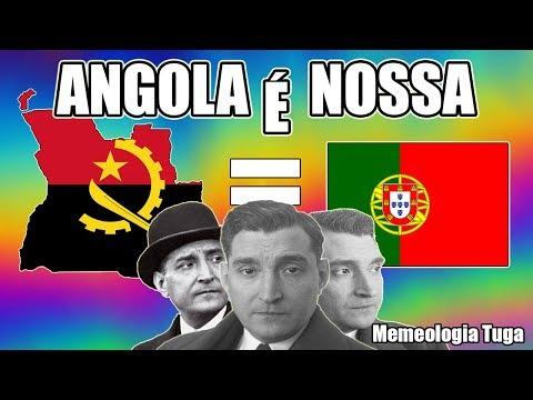 ANGOLA É NOSSA - Explicação e Origem do Meme Português