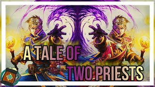 Hearthstone : Tavern Tales A tale of Two Priests Journey to Un