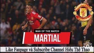 Bản tin bóng đá 21/09/2017 : Martial là báu vật ở Manchester United | Rashford tài năng nhầm thời