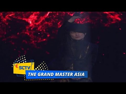 WOW! Aksi Jef Lee Menggabungkan Ilusi dengan Multimedia   The Grand MAster ASia