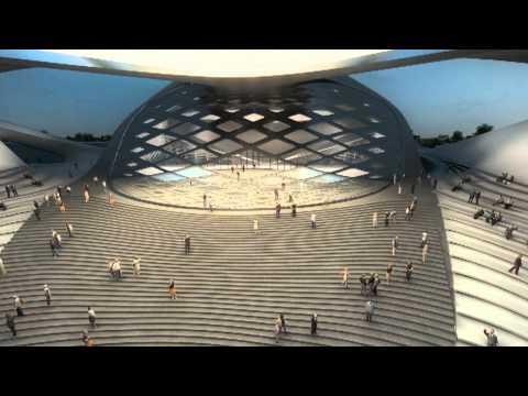 Zaha Hadid Architects    Bogota International Convention Centre