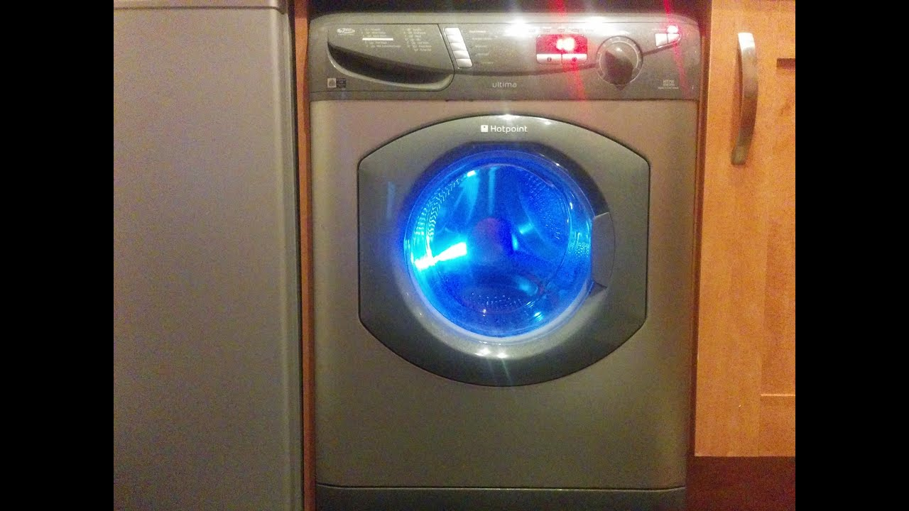 HOTPOINT - All lights flash error - how to fix it for £3 50 or so