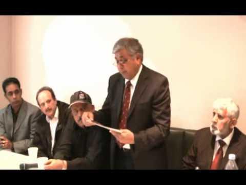 Part1 UK Pakistani Lawyers & Community solidarity with Supreme Court of Pakistan
