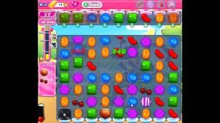 Candy Crush Saga level 1366 NO BOOSTERS