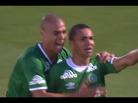 Chapecoense 2 x 0 São Paulo, Melhores Momentos - Série A 20/11/2016