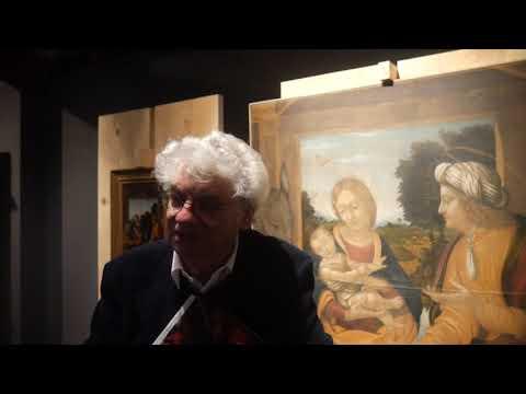 intervista Mario Botta sulla Mostra Rinscimento nelle terre Ticinesi 2