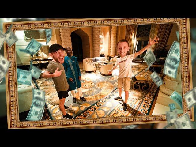 DIT KOST €35.000 | Duurste en Grootste Hotel Kamer ter Wereld!