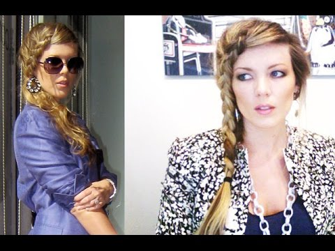 Hair-To ~ Full Frontal French Braid ..