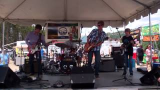 The Meyer Brothers Band with Austin Young - Hoochie Coochie Man cover