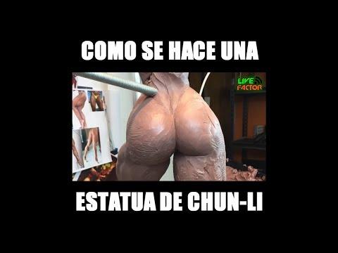 #MemeFactor - COMO SE HACE UNA ESTATUA DE CHUN-LI