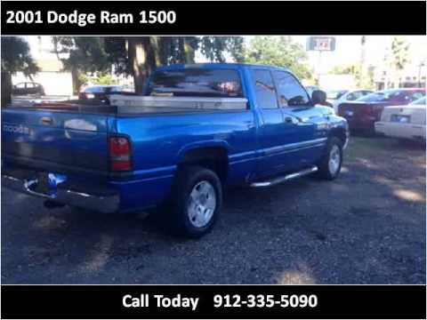 2001 Dodge Ram 1500 Used Cars Savannah Ga Youtube