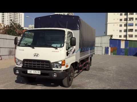 Xe ti 8 tn Hyundai HD800 Veam 8 tn giao ngay maud trng, xanh