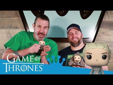 Game of Thrones Pop Unboxing